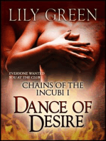 Dance of Desire (Chains of the Incubi 1)