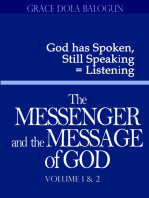 The Messenger and the Message of God volume 1 & 2