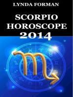 Scorpio Horoscope 2014