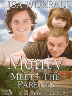 Monty Meets the Parents (Marshall's Park #7