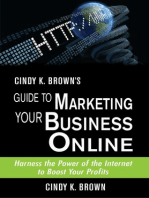 Cindy K. Brown's Guide to Marketing Your Business Online