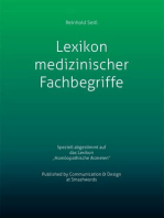 Lexikon medizinischer Fachbegriffe