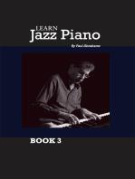 Learn Jazz Piano Book 3
