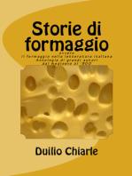 Storie di formaggio ovvero il formaggio nella letteratura italiana