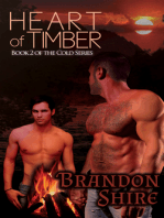 Heart of Timber (Gay Romance)