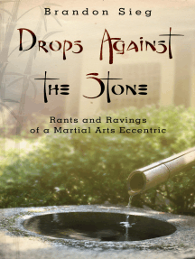 Drops Against the Stone: Rants and Ravings of a Martial Arts Eccentric