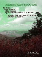 Miscellaneous Freebies by C. D. Moulton