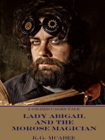 Lady Abigail and the Morose Magician