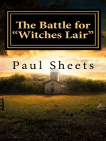 """The Battle for """"Witches Lair"""""""