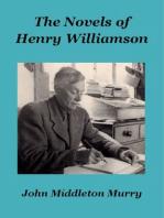 The Novels of Henry Williamson