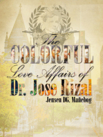 The Colorful Love Affairs of Dr. Jose Rizal