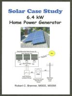 Solar Case Study: 6.4 kW Home Power Generator