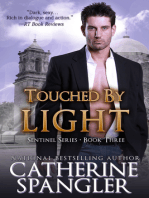 Touched by Light – An Urban Fantasy Romance (Book 3, The Sentinel Series)
