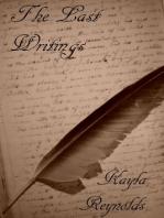 The Last Writings