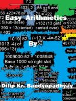 Easy Arithmetics
