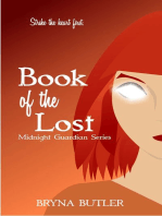 Book of the Lost (Midnight Guardian Series, Book 5)