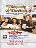 Rhapsody of Realities December 2013 Edition