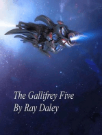 The Gallifrey Five