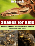 Snakes for Kids :Amazing Pictures and Fun Facts on Animals