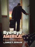 Bye-Bye America