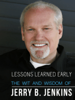 Lessons Learned Early