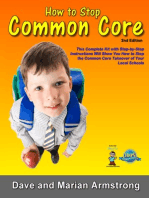 How to Stop Common Core 2nd Edition