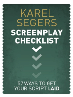 The Screenplay Checklist