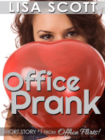Office Prank (short story #1 from Office Flirts!)