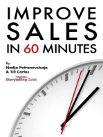 Improve Sales in 60 Minutes: Storytelling Guide