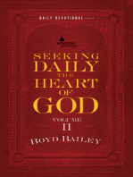 Seeking Daily the Heart of God Volume II