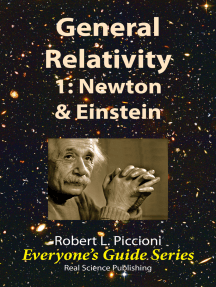 General Relativity 1: Newton vs Einstein