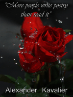 More People Write Poetry Than Read It