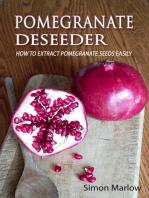 Pomegranate Deseeder