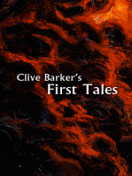 Clive Barker's First Tales