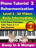 Rosa's Adult Piano Lessons Reharmonization Level 2