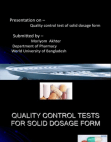 quality-control-test-of-p Free download PDF and Read online