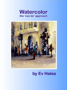 Watercolor: The Can Do Approach