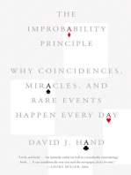 The Improbability Principle: Why Coincidences, Miracles, and Rare Events Happen Every Day