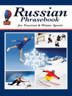 Russian Phrasebook for Tourism & Winter Sports