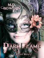 Dark Flame - A Short Story (The Two Vampires, #5)