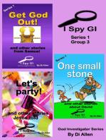 I Spy GI Series 1 Group 3