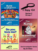 I Spy GI Series 2 Group 1