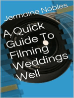 A Quick Guide To Filming Weddings Well