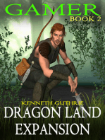 Dragon Land Expansion (Gamer, Book 2)