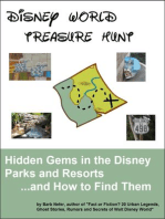 Disney World Treasure Hunt