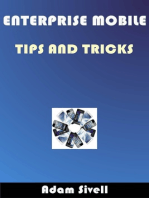 Enterprise Mobile Tips and Tricks