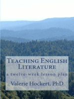 Teaching English LIterature
