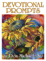 Devotional Prompts