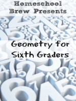 Geometry for Sixth Graders