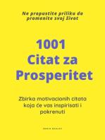 1001 Citat za prosperitet